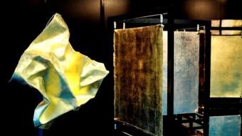 <TOKYO DESIGNERS WEEK2010> 箔デザイナー 高岡 愛が出展致しました。