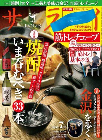 『サライ(小学館)2019年7月号』掲載