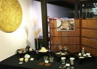 Jyugoya Tableware Exhibition